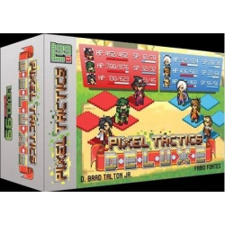 Pixel Tactics Deluxe (Standalone, expansion, storage)