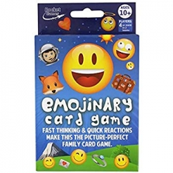 Emojinary Card Game