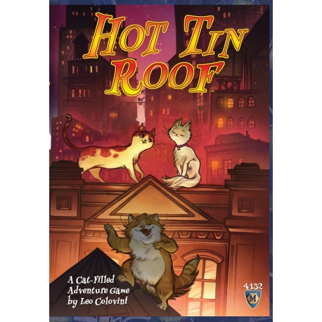 Hot Tin Roof: Cats Just Want to Have Fun