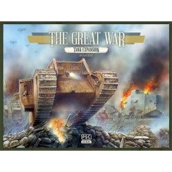 Tank: The Great War Boardgame Exp
