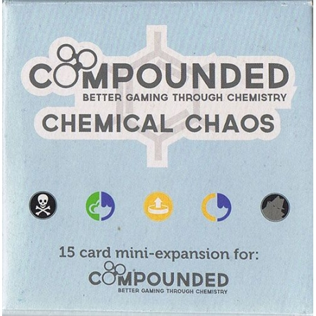 Compounded: Chemical Chaos Exp