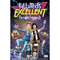 Bill and Teds Excellent Boardgame