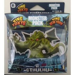 Cthulhu Monster Pack: King of Tokyo Expansion