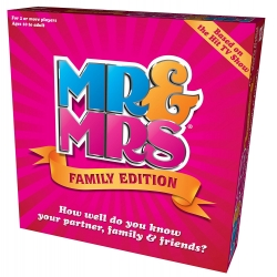 Mr & Mrs Pocket Edition
