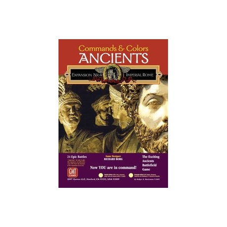 Commands & Colors Ancients: Imperial Rome Expansion 4