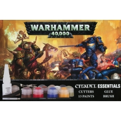 Warhammer 40000 Essentials Set - German