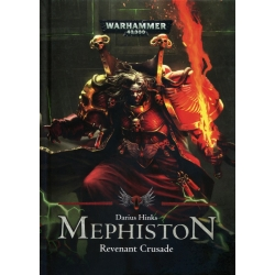 Mephiston: The Revenant Crusade Hardback