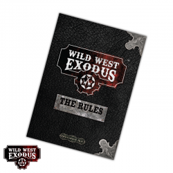 Wild West Exodus Rulebook 2nd Edition