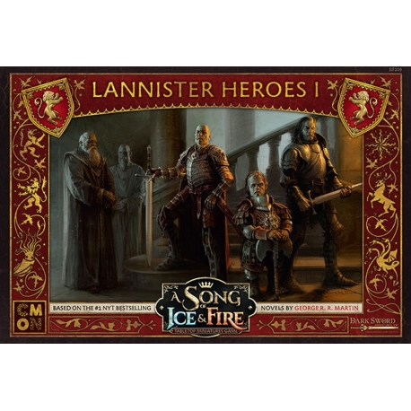 A Song Of Ice and Fire: Lannister Heroes Number One