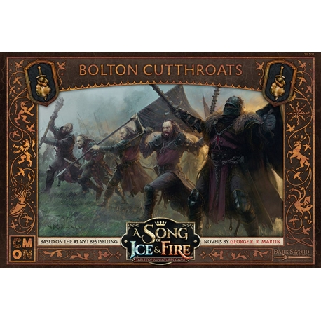 A Song Of Ice and Fire: Bolton Cutthroats