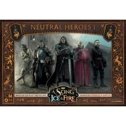 A Song of Ice and Fire: Neutral Heroes Number One