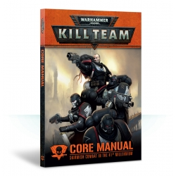 Warhammer 40,000 Kill Team: Core Manual - English