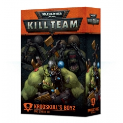 Warhammer 40,000 Kill Team: Krogskull's Boyz - English
