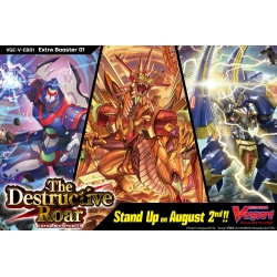 CFV The Destructive Roar Booster Box
