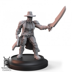 Warcradle Classics - General Grant Alternate Sculpt 2
