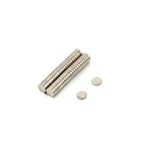 Hobby Magnets 4mm x 1mm