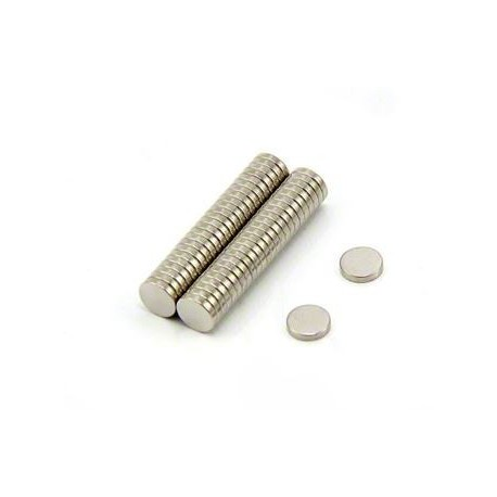 Hobby Magnets 5mm x 1mm