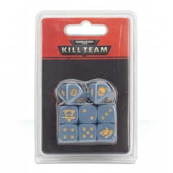 Warhammer 40,000 Kill Team: Space Wolves Dice