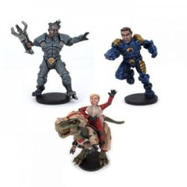 Manticorp Showboaters - All-Stars MVP Pack