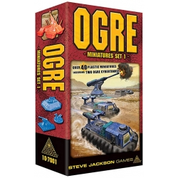 Ogre: Miniatures Set 1