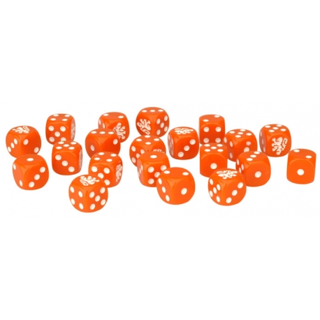 Team Yankee Dutch Dice