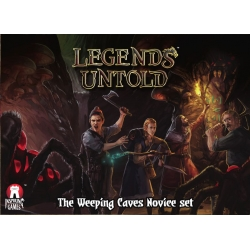 Legends Untold The Weeping Caves Novice Set