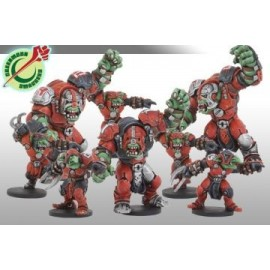 The Greenmoon Smackers - Marauders Team