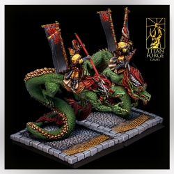 Dragon Empire Dragon Cavalry