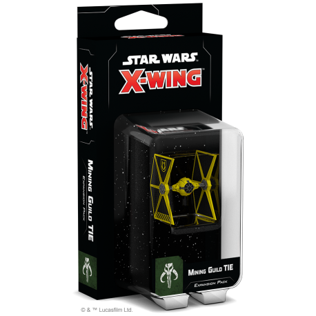 Star Wars X-Wing: Mining Guild TIE Expansion