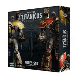 Adeptus Titanicus: Rules Set - English