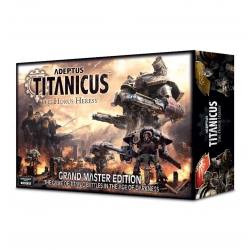 Adeptus Titanicus: Grand Master Edition - English