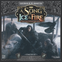A Song Of Ice and Fire Core Box: Night's Watch Starter Set