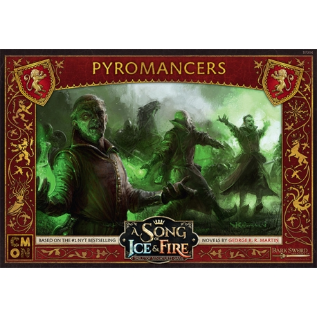A Song Of Ice and Fire: Pyromancers