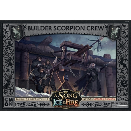 A Song Of Ice and Fire: Builder Scorpion Crew