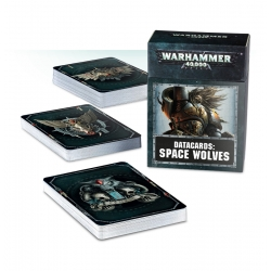 Datacards: Space Wolves - English
