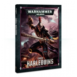 Codex: Harlequins Hardback - Spanish