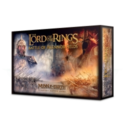 The Lord Of The Rings: Battle Of Pelennor Fields - English