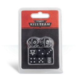 Warhammer 40,000 Kill Team: Deathwatch Dice