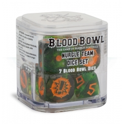 Blood Bowl: Nurgle's Rotters Dice