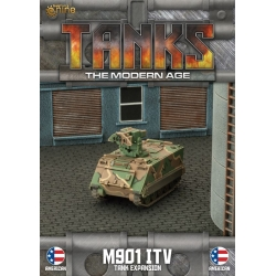 American M901 ITV Tank Expansion
