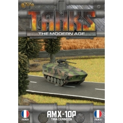 French AMX10 Tank Expansion