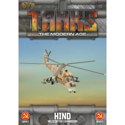 Soviet Hind Helicopter Expansion