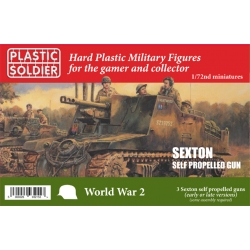 1/72nd Allied Sexton Self Propelled Artillery