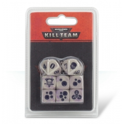 Kill Team: Gellerpox Infected Dice