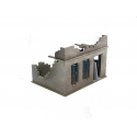 Small Destroyed North Africa House