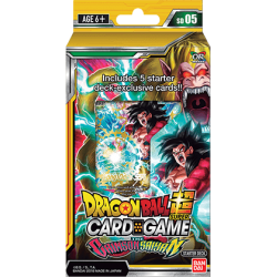 Dragonball Super CG: Starter Deck SD05