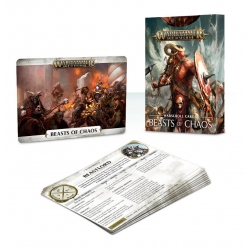 Warscroll Cards: Beasts of Chaos - English