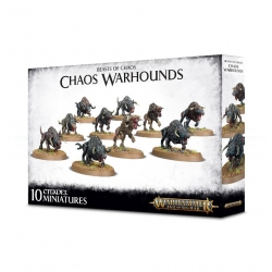 Monsters Of Chaos: Chaos Warhounds
