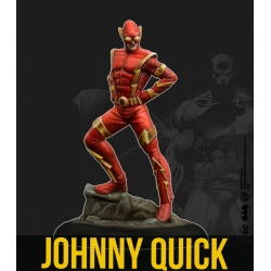 Johnny Quick - Multiverse