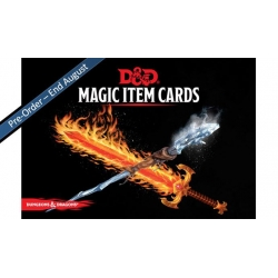 D&D Magic Item Deck (292 Cards)